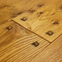 Refined Rustic Hardwood Flooring
