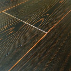 custom heart pine flooring
