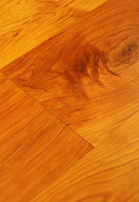 Rehmeyer Pioneer Solid Cherry Floor with Soft Edge