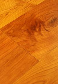 Rehmeyer Pioneer Solid Cherry Floor with Soft Edge