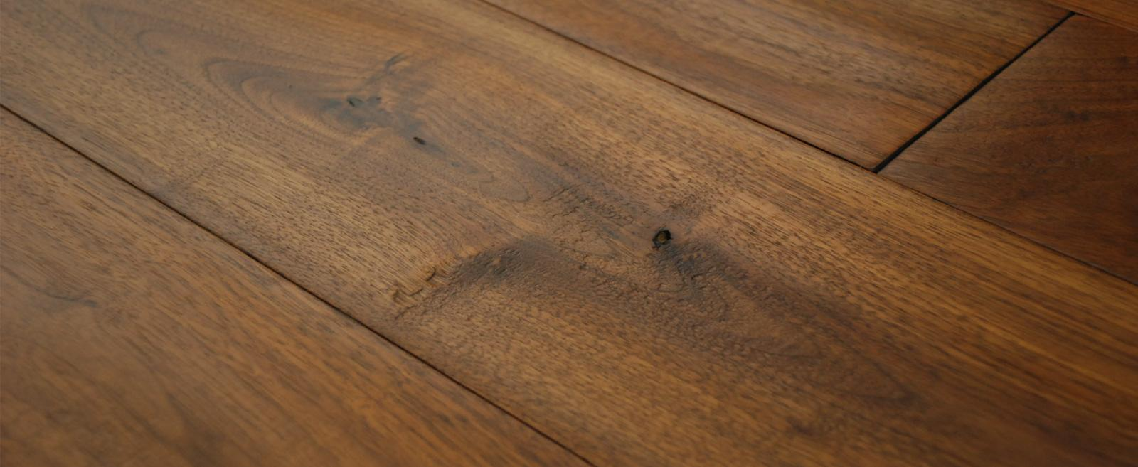 Wide Plank Walnut with Hardwax Oil - Premium Hardwood Floors
