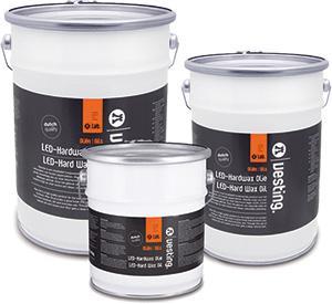 Vesting LED hardwax oil