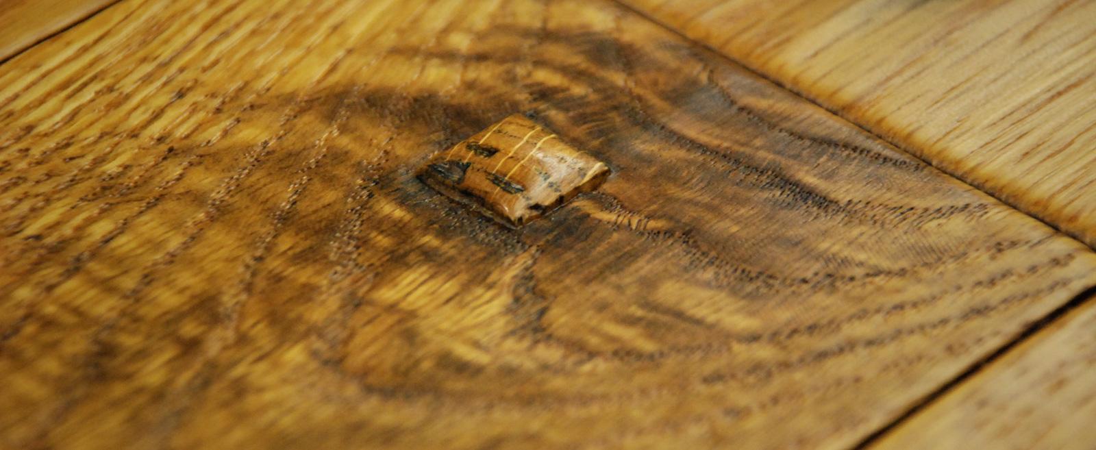 Rehmeyer Wood Flooring - Hardwax oil finish on white oak