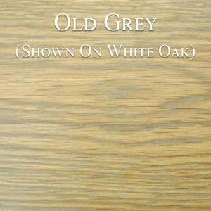 Old Grey Hardwax Oil on White Oak